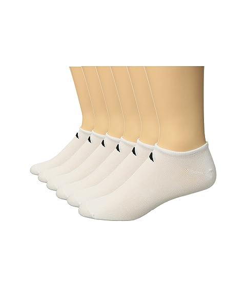 6 Show Pack Superlite de blanco adidas negro Socks No 5XwRvR7q