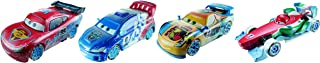 Disney Cars Ice Racers Moscow Race Pack x 4
