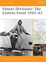 Panzer Divisions: The Eastern Front 1941–43 (Battle Orders)