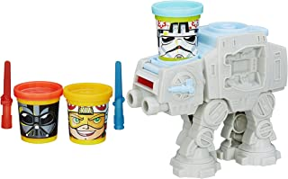 Play-Doh Star Wars at Attack with Can-Heads