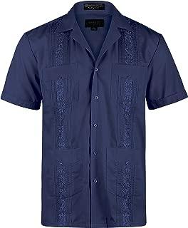 cubavera men's short sleeve