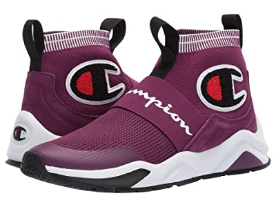 Champion Rally Pro (Venetian Purple/Black) Men