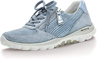 Gabor rollingsoft Sneaker in Übergrößen Blau 36.973.26 große