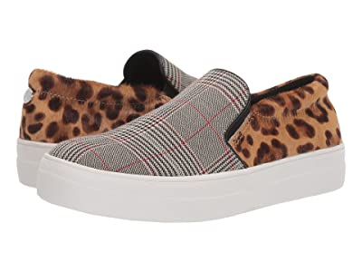 Steve Madden Gills Sneaker (Leopard Multi) Women