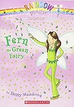 نبات السرخس: لون أخضر (ألوان قوس قزح الخيالية لعبة السحر Magic: قوس قزح fairies ، رقم 4)