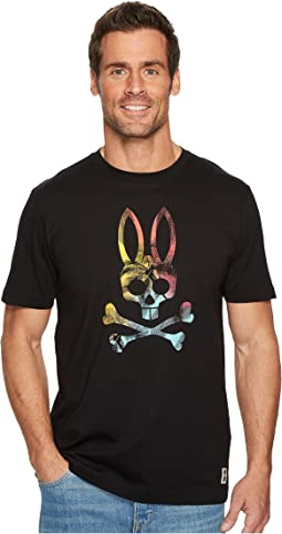 Psycho Bunny - Tropical Photo Print Graphic Tee