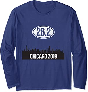 26.2 Marathon Shirt Chicago Runner Gift 2019 Jogger