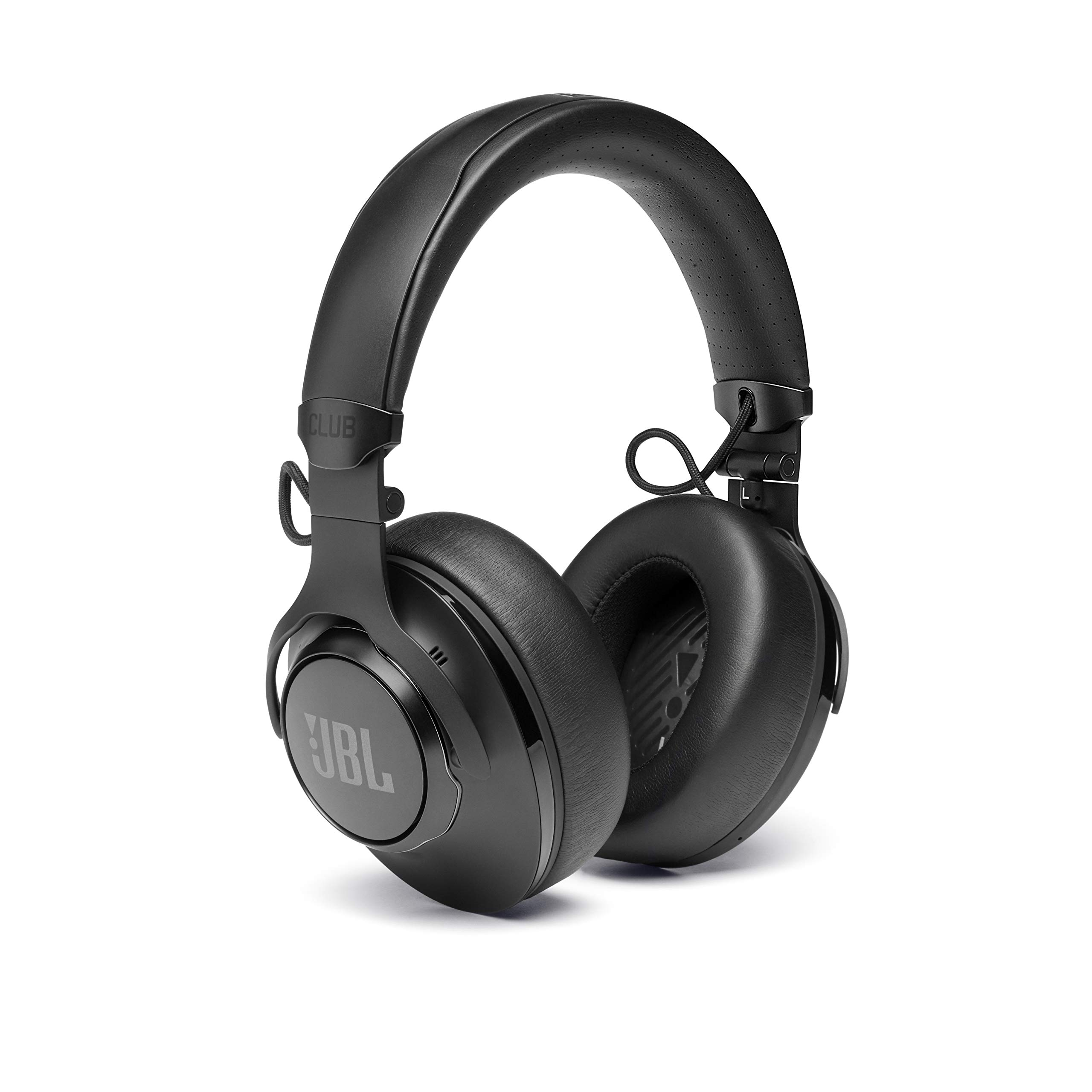Amazon Com Jbl Club 950nc Wireless Over Ear Noise Cancelling Bluetooth Headphones With Amazon Alexa Voice Control Up To 55 Hours Battery Works With Android And Apple Ios Black Electronics