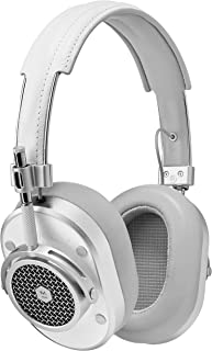Master & Dynamic MH40 Over-Ear Headphones with Wire - Noise Isolating with Mic Recording Studio Headphones with Superior Sound