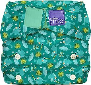 Bambino Mio Miosolo All-in-One Cloth Diaper, Hummingbird
