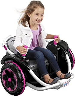 wild thing ride on pink