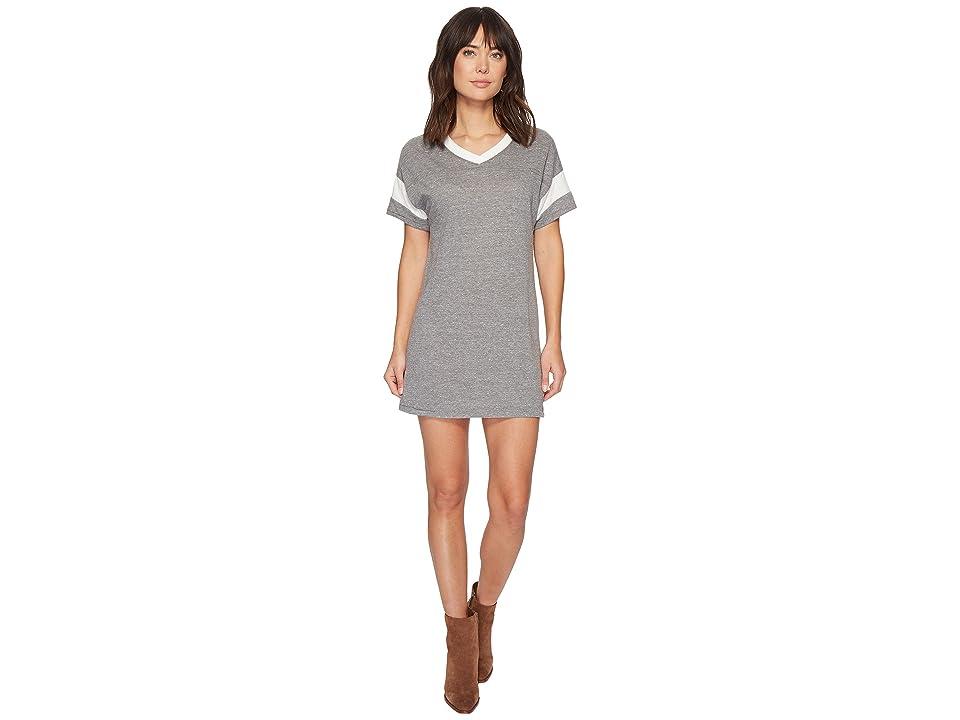Alternative Powder Puff Dress (Eco Grey/Eco Ivory) Women