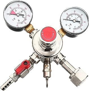 SPARC Premium CO2 Regulator and Gauge 0-3000PSI CGA320 2YR USA Warranty