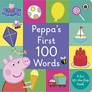 Peppa Pig First 100 Words