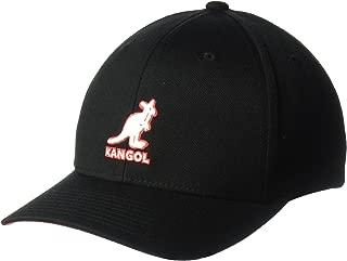 Kangol Men's 3D Wool Flexfit Baseball Cap