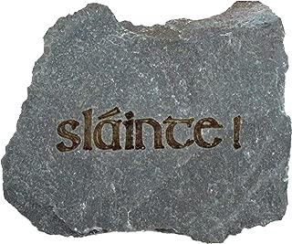 MyStones Engraved Irish Stone Slaince!