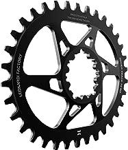 Leonardi Factory Gecko Track Oval Sram Offset 6 Plato De Bicicleta, Hombre