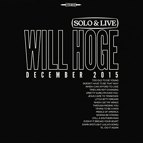 Even If It Breaks Your Heart Live By Will Hoge On Amazon Music