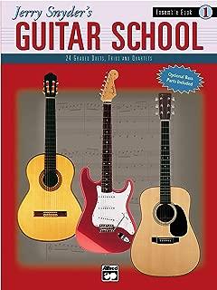 Jerry Snyder's Guitar School, Ensemble Book, Bk 1: 24 Graded Duets, Trios, and Quartets