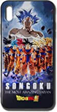 Dragon Ball Super Goku Super Saiyan Cell Phone Cases & Covers for iPhone Xs Max