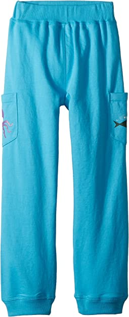 4Ward Clothing - PBS KIDS® - Ocean Reversible Jogger Pants (Toddler/Little Kids)