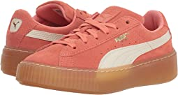 Puma Kids Suede Platform SNK (Little Kid/Big Kid)