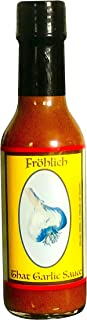 Frohlich: That Garlic Sauce Truffle Oil Infused Hot Sauce