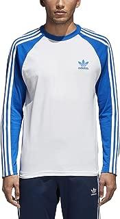 Men's 3-Stripes Long Sleeve Tee