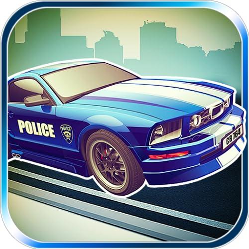 Police Rocket Race