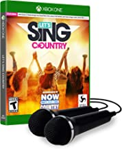 Let's Sing Country - Xbox One 2-Mic Bundle Edition