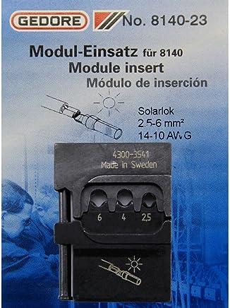 GEDORE 8140-23 Modul-Einsatz für Solarlok B004ISZDCU | Fierce Kaufen