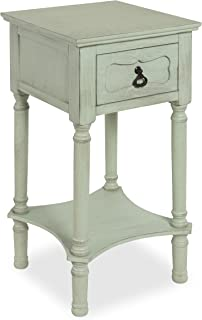 Amazon.com: Green - End Tables / Tables: Home & Kitchen