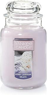 Yankee Candle Large Jar Honey Lavender Gelato