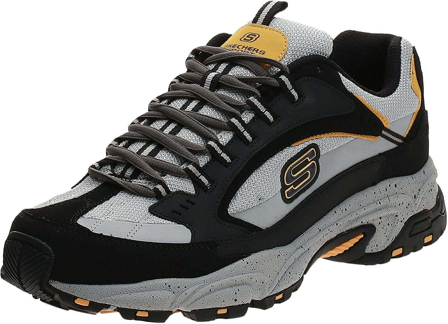 Skechers Men's Stamina Complete Free Shipping Trainers Virginia Beach Mall Cutback