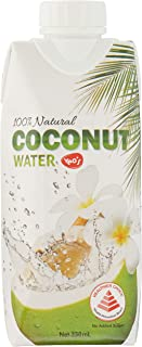 Yeo's 100% Coconut Water, 330ml (Pack of 24)