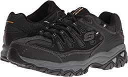 black skechers for men