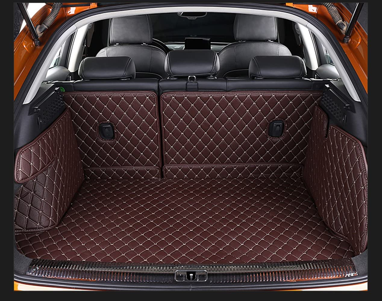 Worth-Mats Car Max 83% OFF Trunk Mat Ranking TOP10 fits for CX5 2nd Row Se Mazda 2016-2020