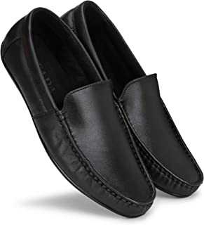 Stada Men's Genuine Leather Loafer Shoes