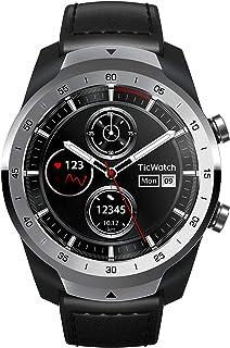 Ticwatch Pro - Reloj Inteligente Equipado con GPS, Bluetooth y Google Pay. Pantalla AMOLED y Sistema Operativo OS by Googl...