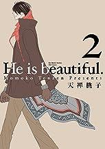 表紙: He is beautiful. II (HertZ&CRAFT)   天禅桃子