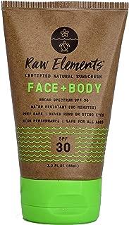 Best natural elements sunscreen Reviews