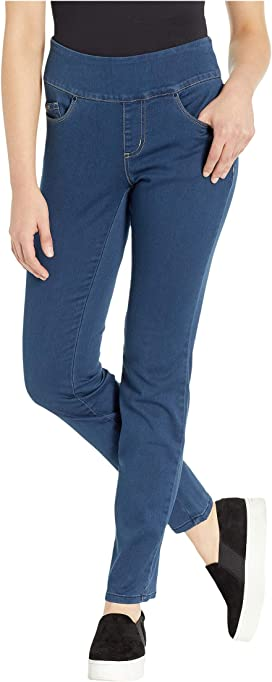 7f798a1fab3 FDJ French Dressing Jeans. Technoslim Suzanne Straight Leg. $64.95. D-Lux  Denim Pull-On Slim Ankle in Indigo