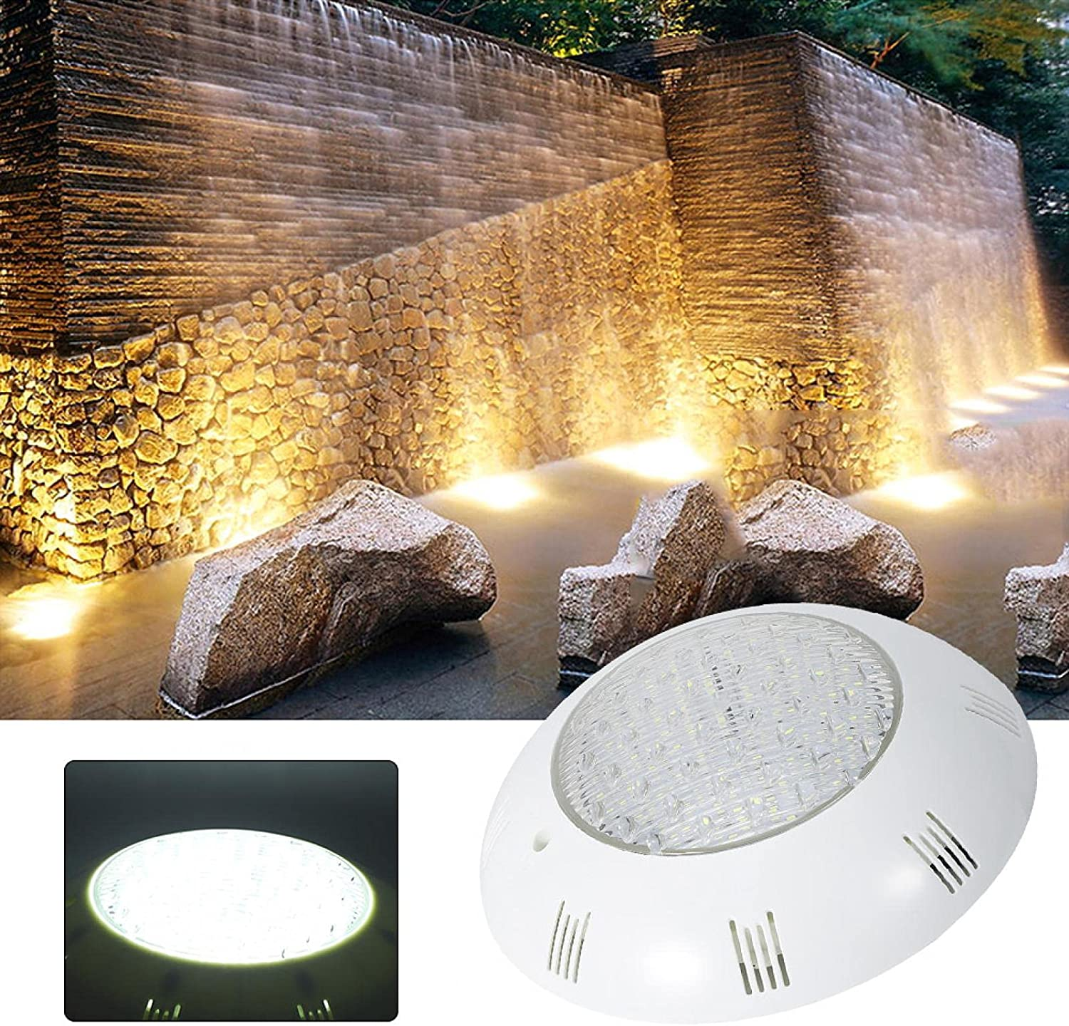 Led Lights IP68 Color Changing Max 54% OFF Glass Max 48% OFF Waterproof E Toughened