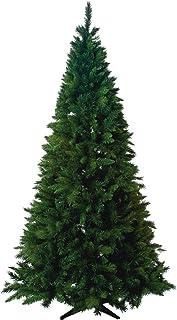 ポピー クリスマス クリスマスツリー ミックススリムツリー 240cm
