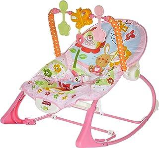 Mecedor infantil de bebé Fisher-Price, conejo, Hamaca para niño o niño pequeño, Bunny