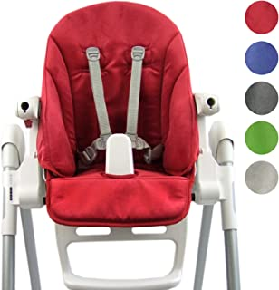 funda para Peg Perego de Zero de 3/jaspeado azul marino Bambini Mundo Funda de repuesto asiento de almohada