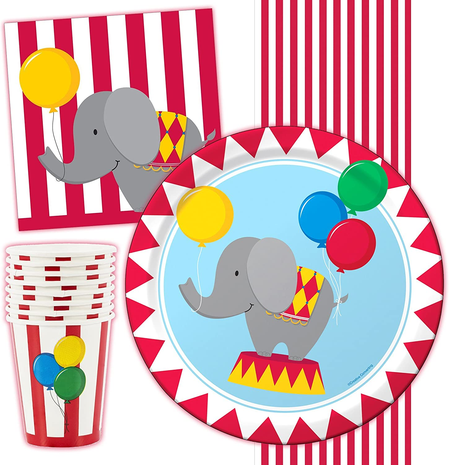 Circus Time Party by Creative Converting