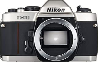 Nikon Single-Lens Reflex Camera Body FM10