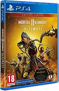 Mortal Kombat 11 Ultimate - Steelbook - D1 (PS4)