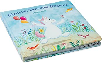 Jellycat Unicorn Dreams Book - Board Book
